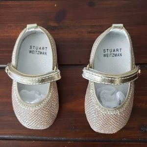Stuart Weitzman Girls Infant Shoes Evening Size 2